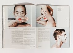 MUST / magazine on the Behance Network