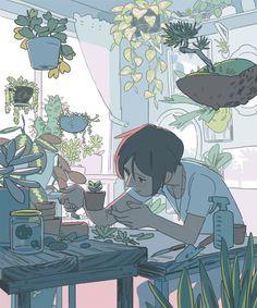 未 未 未 未 @ tumblr - theartofanimation: Vivian Ng - ...