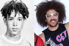 Stefan Gordy (future DJ Redfoo), Junior Year at Palisades High School in Pacific Palisades, California (1993), and DJ Redfoo Today