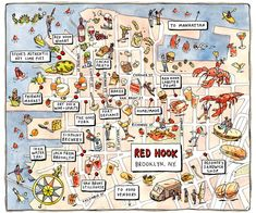 explore red hook   Eating and Drinking Red Hook, Brooklyn - NYTimes.com