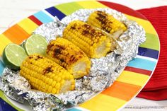 Slow Cooker Mexican Street Corn {Eazy Peazy Mealz}