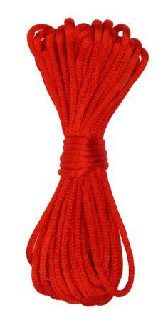 #Kumihimo koord, in de kleur #rood!