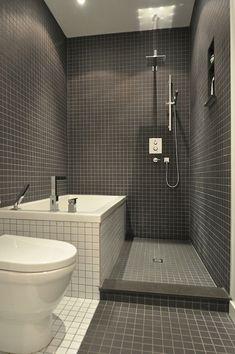 120 Stunning Bathroom Tile Shower Ideas (60)