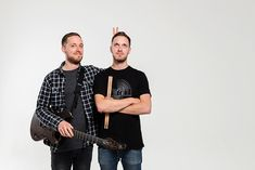 Tom and Dan Searle from Architects
