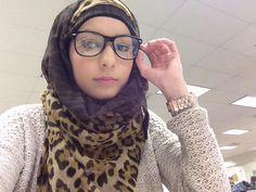 Specs. #hijab