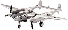 Pre-Built Model Aircraft - Revell 148 P38J Lightning ** Check out the image by visiting the link.