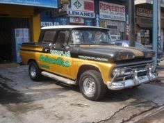 1960 Argentina Chevy truck double cab