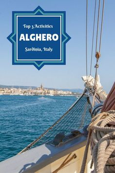 Top 3 Activities in Alghero, Sardinia Italy