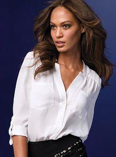 Need white blouse