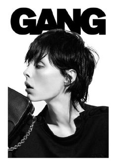 """LOVE MAGAZINE on Twitter: """"Edie Campbell and her nice new hair cut, photo Dan jackson for Hogan http://t.co/BR0cFjuutu"""""""