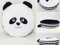 Poduszka panda , z dowolnym imieniem