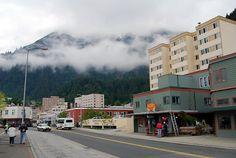 Juneau, Capital do Alaska