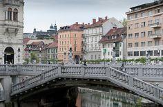 Slovenia. Looks pretty