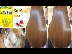 Alisamento Morte Subita caseira - O melhor Alisamento 100% natural para qualquer tipo de cabelo! - YouTube