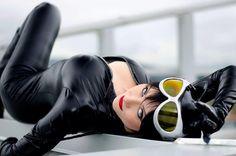 Catwoman (New 52). Batman Dc Comics. Cosplay: Dayna Lynn Stadnyk 'aka' Dayna Baby Lou 'aka' Lynn Inouye. From: British Columbia (Canada). Events: Philadelphia Comic Con & Expo Vancouver 2013. Photo: Edge.