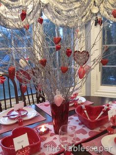 Valentine's Day Table Perfection