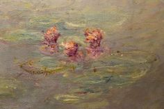 "Tris di ""Ninfee"", Monet, 1908 Artist Monet, Monet Paintings, Illustration Art, Illustrations, Claude Monet, Water Lilies, Pictures To Paint, Textile Patterns, Famous Artists"