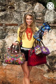We just can't get enough Maria's Bags!