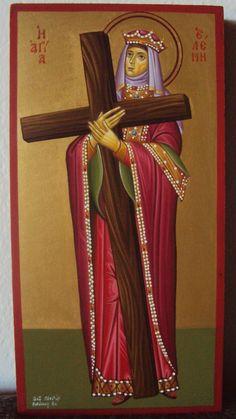 Jesus Loves Me, Ikon, Jesus Christ, Saints, Greek, Decor, Art, Orthodox Icons, Art Background