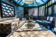 Rakhee Jain Interior Design - One of a Kind Living Room in a Stunning London Home.jpg
