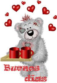 Buen día mi amor