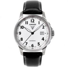 Junkers Watch Tante JU Watch available to buy online from with free UK delivery. Breitling Watches, Amazing Watches, Automatic Watch, Casio Watch, Watches For Men, Unique Watches, Men's Watches, Luxury Watches, Quartz Watch