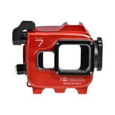 Isotta GoPro Black Underwater Housing - The Scuba Doctor Dive Shop Gopro Underwater, Underwater House, Underwater Video, Underwater Photos, Black Shutters, Dive Shop, Perfect Image, Diving, Outdoor Power Equipment