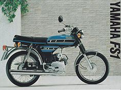 NS 125 F F Looks pretty puny, but the first and the last bikes on the list I have had the most fun on. Moped Motorcycle, Mini Motorbike, 50cc Moped, Yamaha Motorbikes, Yamaha Bikes, Classic Motors, Classic Bikes, Bike Poster, Cars And Motorcycles
