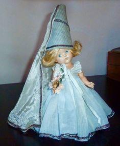 1948/49 VOGUE GINNY Cinderella from the Cinderella Series #Vogue