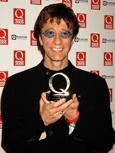 Robin's Reign - The Bee Gee's Robin Gibb's remarkable career