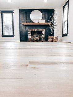 DIY Flooring Upgrade: Installing Luxury Vinyl Plank Floors with The Home Depot - Eye in the Detail by Jessie Ecker Vinyl Plank Flooring, Diy Flooring, Flooring Options, Kitchen Flooring, Lisa's Kitchen, Door Trims, Luxury Vinyl Plank, Easy Install, Second Floor