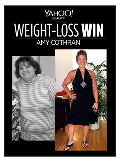 """""""In a span of 5 years, I had 6 surgeries and almost all of them were related to my weight. That was my turning point."""""""