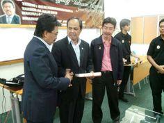 Majlis perasmian Koperasi Siswa Jaya UTM Kuala Lumpur