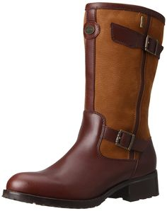 Le Chameau Women's Lady Jameson Low GTX Boot * Additional details at the pin image, click it  : Women's boots