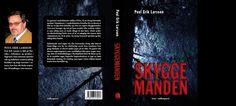 Skyggemanden - Cover for- og bagside | by pia.larsson@ymail.com