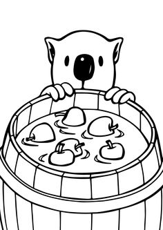 Koala Coloring Pages For Kids This Section Has A Lot Of Preschool Kindergarten And Free Printable Colouring