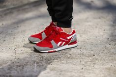Reebok GL 6000 Flash Red