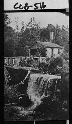 paper mill, Marietta, Cobb County, Georgia, 1907