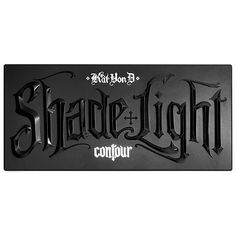 Shop KVD Vegan Beauty's Shade and Light Face Contour Refillable Palette at Sephora. This face palette has three contouring and three highlighting shades. Best Contour Palette, Contour Brush, Contour Makeup, Light Contouring, Face Contouring, Contouring And Highlighting, Kat Von D Makeup, Sephora, Contouring For Beginners