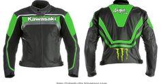 Jaket Kulit Kawasaki Ninja 250 R Sporty, Pesan Online : 081703402482 (WA/HP) Free Ongkir.