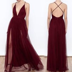 long prom dresses - Evening Dress with Straps,Floor Length Prom Dress,Tulle Prom Dress,Backless Prom Dress Lavender Prom Dresses, Navy Prom Dresses, Dresses Elegant, Backless Prom Dresses, Tulle Prom Dress, Ball Dresses, Simple Dresses, Pretty Dresses, Beautiful Dresses