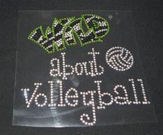 zebra print Volleyball
