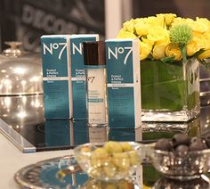 Boots No7 Anti-Aging Serum Sweepstakes