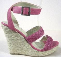 Looking for the perfect wedge-cute!