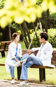 RR: Dakteoseu) is a 2016 South Korean television series starring Park Shin-hye and Kim Rae-won. It airs every Mondays and Tuesdays at (KST) on SBS starting June Drama Film, Drama Movies, Doctors Korean Drama, Kim Rae Won, Romantic Doctor, Deep Photos, Cabinet Medical, Drama 2016, Graduation Picture Poses