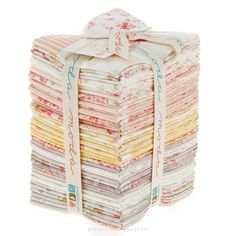 Whitewashed Cottage Fat Quarter Bundle - 3 Sisters - Moda Fabrics