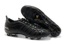 sports shoes 67867 c92f9 Bildresultat för svarta fotbollsskor