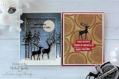 Oh, friends! This is one of my favorite days in STAMPtember®! It's the Tim Holtz Exclusive Stamp and Stencil set …