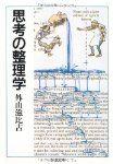 思考の整理学 (ちくま文庫) [文庫] 外山 滋比古 (著)★★★☆☆ 科学的な本かと思った、整理の方法論。