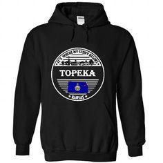 Topeka Kansas 0705 T-Shirts, Hoodies (41.99$ ==► BUY Now!)